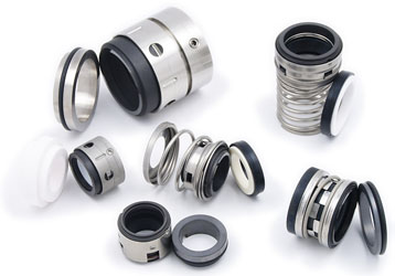 Difficulties encountered with original mechanical seals