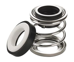 Spring mechanical seals