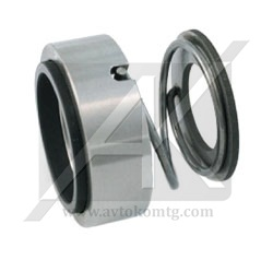 NT-FS Mechanical seal with conical rotating spring