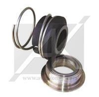 NT-LKH Mechanical seal with conical rotating spring