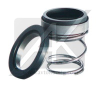 NT-1 Mechanical seal with conical rotating spring
