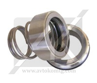 NT-2 Mechanical seal with conical rotating spring