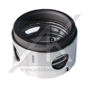 NV-2 Mechanical seal with spring in metal case