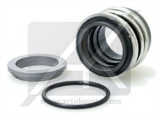 Mechanical seal with rubber bellows NM-12