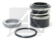 Mechanical seal with rubber bellows NM-13
