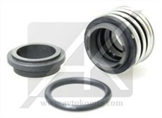 Mechanical seal with rubber bellows NM-2100