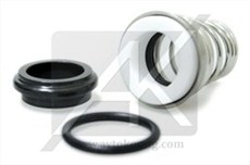 Mechanical seal with central spring NS-DN