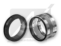 Metal bellows mechanical seals
