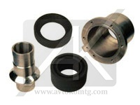 Universal rotary joint of OP series