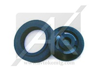 Sealing rings for steam heads and ball valve seats