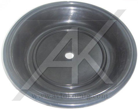 Manufacturing diaphragms for diaphragm-type pumps